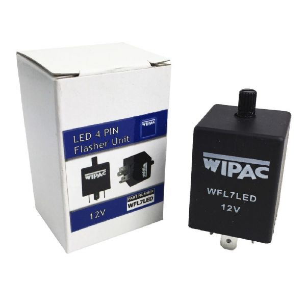 Wipac Landrover Flasher Relay WF7LED